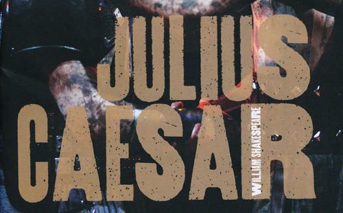 Review: Julius Caesar – RSC @ The Roundhouse ****